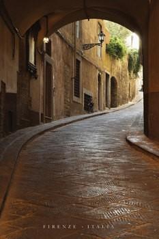 Plagát Firenze - italia