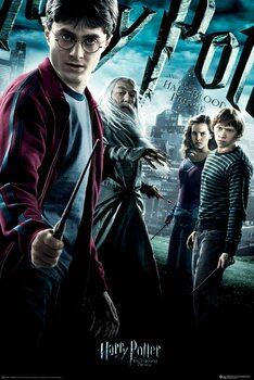 Plagát Harry Potter - Polovičný princ