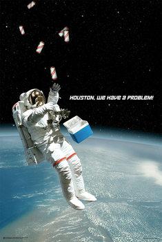 Plagát Houston, We Have A Problem!