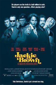 Plagát JACKIE BROWN