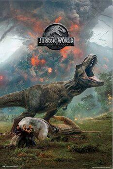 Plagát Jurassic World