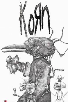 Plagát Korn - album