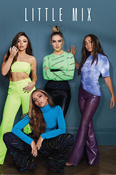 Plagát Little Mix - Group