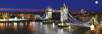 Plagát Londýn – tower reichold