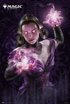Plagát Magic The Gathering - Liliana