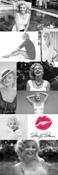 Plagát Marilyn Monroe - Tiles