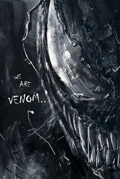 Plagát Marvel - Venom
