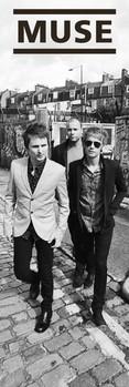 Plagát Muse - band
