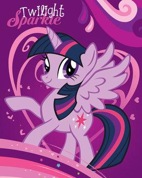 Plagát My Little Pony - Twilight Sparkle