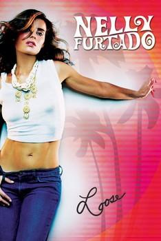Plagát Nelly Furtado - loose