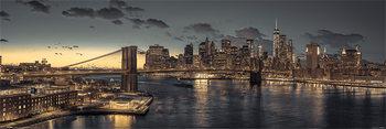 Plagát  New York
