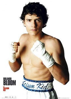Plagát ORLANDO BLOOM -  topless