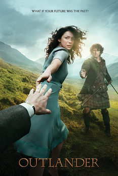 Plagát Outlander - Reach