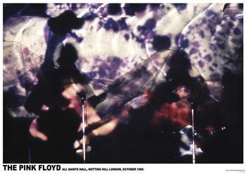 Plagát Pink Floyd - All Saints Hell