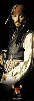 Plagát PIRÁTI Z KARIBIKU - Johny Depp