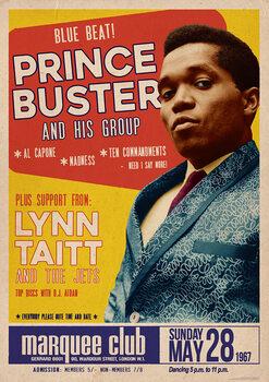Plagát Prince Buster - Marquee Club 1967
