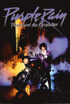 Plagát Prince - Purple Rain