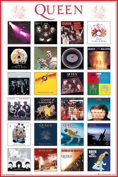 Plagát Queen - Covers