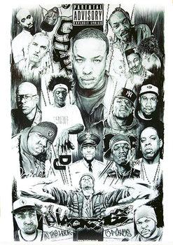 Plagát Rap Gods 2 - Various Rappers