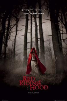 Plagát RED RIDING HOOD - one sheet