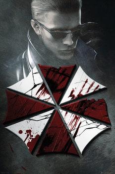 Plagát Resident Evil - Key Art