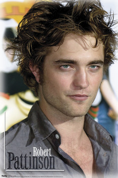 Plagát ROBERT PATTINSON - glance