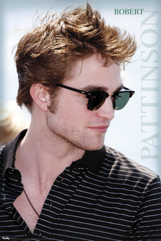 Plagát ROBERT PATTINSON - shades