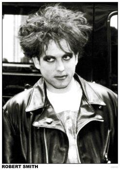 Plagát Robert Smith - Leather Jacket
