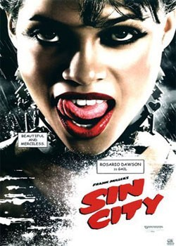 Plagát SIN CITY - Gail