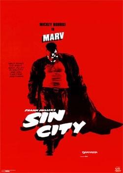 Plagát SIN CITY - Marv