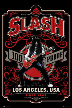 Plagát Slash - Slash (Global)