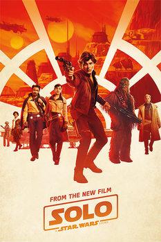 Plagát Solo: A Star Wars Story - Millennium Teaser