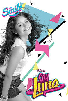 Plagát Soy Luna - Smile