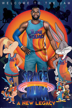 Plagát Space Jam 2 - Welcome To The Jam