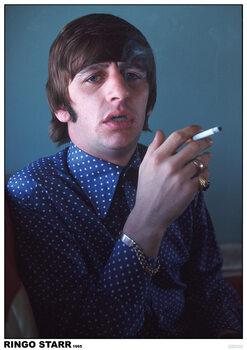 Plagát The Beatles - Ringo Starr