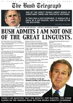 Plagát The bush telegraph