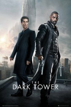 Plagát  The Dark Tower - City