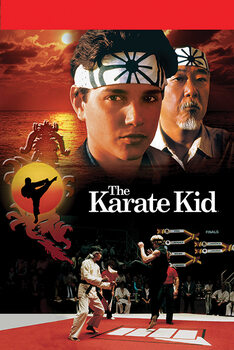 Plagát The Karate Kid - Classic