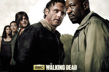 Plagát The Walking Dead - Season 6