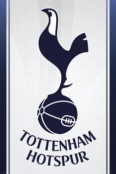 Plagát Tottenham Hotspur FC - Club Crest 2012