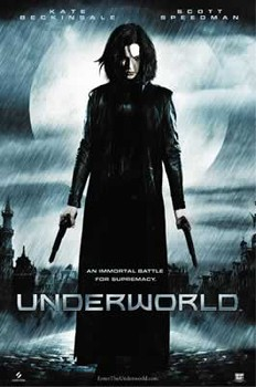 Plagát UNDERWORLD - teaser 2