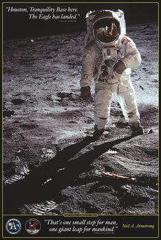 Plagát Walk on the moon
