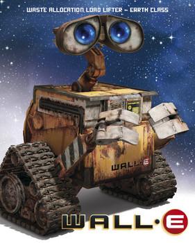 Plagát WALL-E - earth class