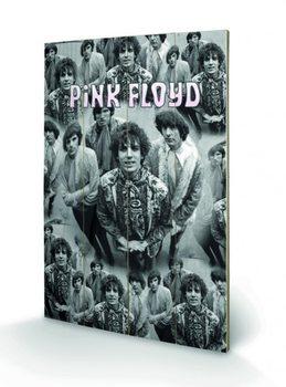 PINK FLOYD - piper plakát fatáblán