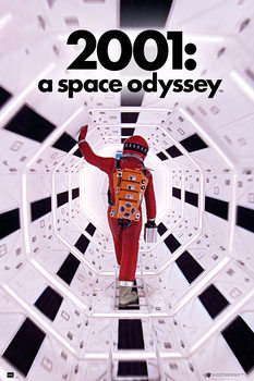 2001: A Space Odyssey Plakat