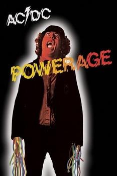 AC/DC - powerage Plakat