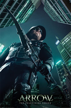 Arrow - Legacy Plakat