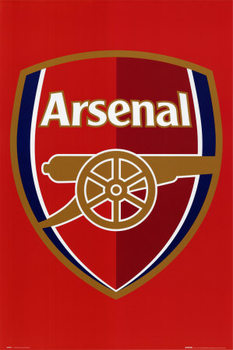 Arsenal - Club Crest Plakat