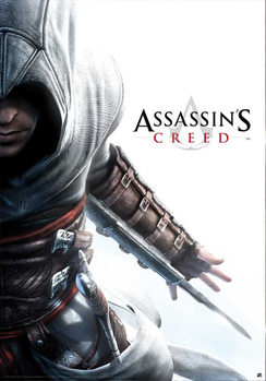 Assassin's Creed  - Altair Hidden Blade Plakat