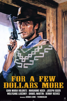 AVELA - for a few dollars more Plakat
